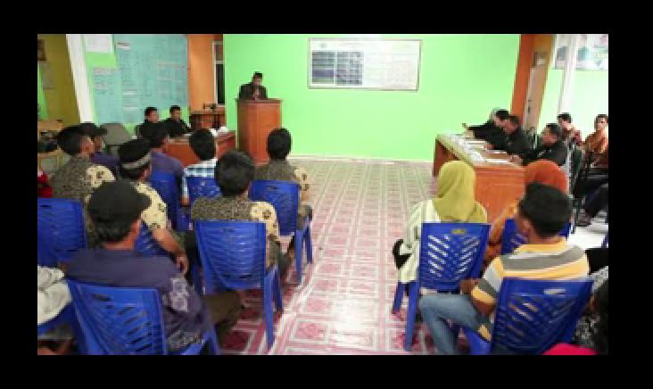 Desa Mampu, Kagem TV, Desa Rappoa