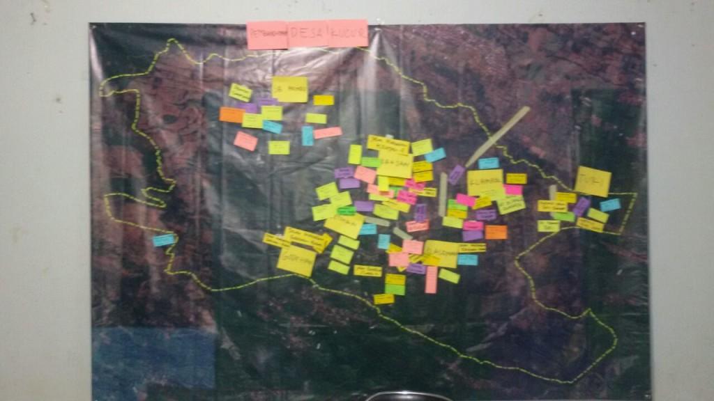 Hasil pemetaan aset dan potensi desa kucur
