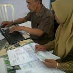 Memindah data sensus dalam sistem operasi komputer