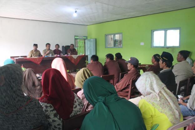 Musyawarah Desa BUMDes Jatilawang, Kecamatan Wanayasa, Kabupaten Banjarnegara