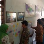 Proses pemetaan aset dan potensi desa Kucur, Malang