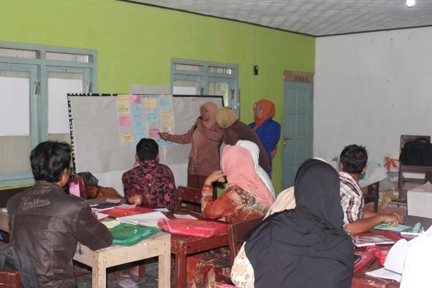 Sekolah Perempuan Infest Yogyakarta