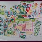 Peta aset dan Potensi Desa Jatilawang.