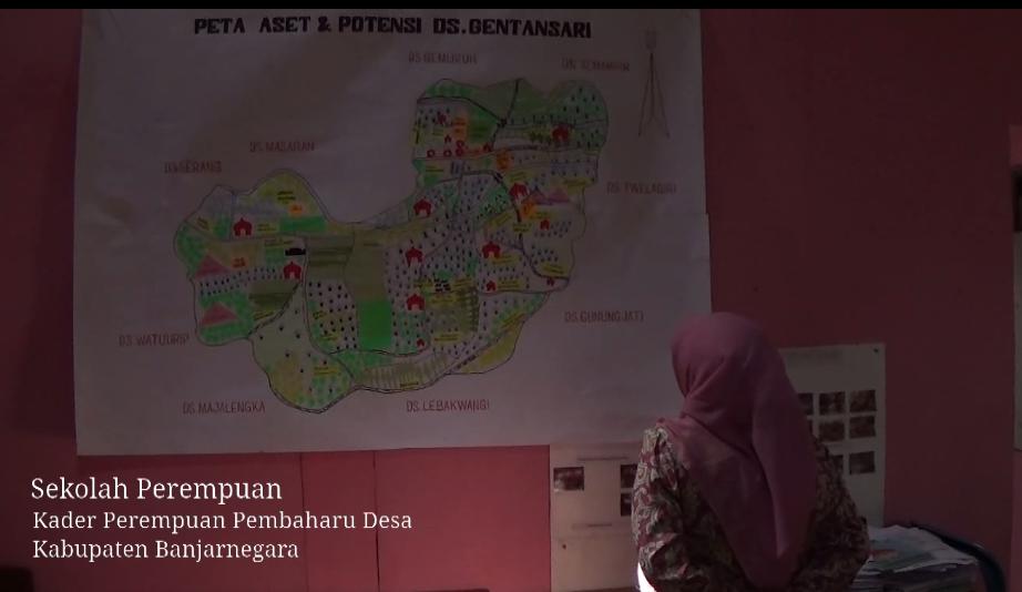 Sekolah Perempuan di Kabupaten Banjarnegara