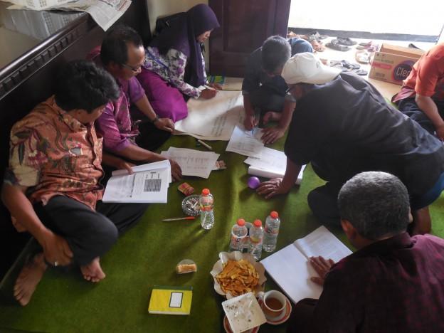 Pelatihan Keuangan Desa Malang