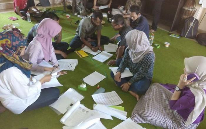 Simulasi keuangan desa di Tunjungtirto