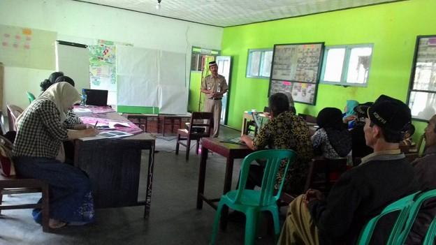 Perumusan indikator kesejahteraan lokal desa Jatilawang