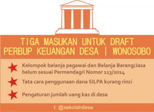 Infografis berita keuangan WNSB