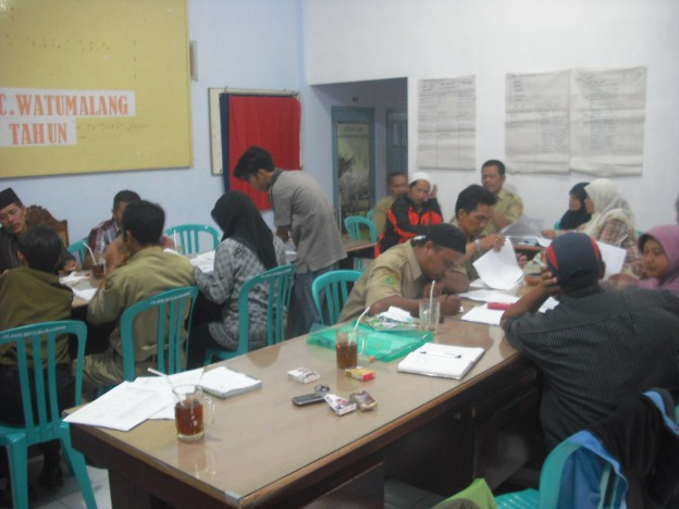 Tim Pembaharu Desa Gondang