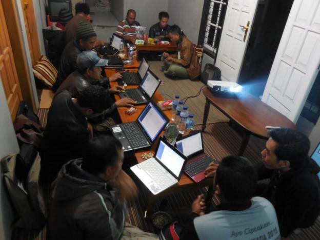 Belajar Aplikasi Mitra Desa