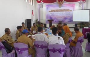 Studi lapang tiga kabupaten di Desa Tunjungtirto